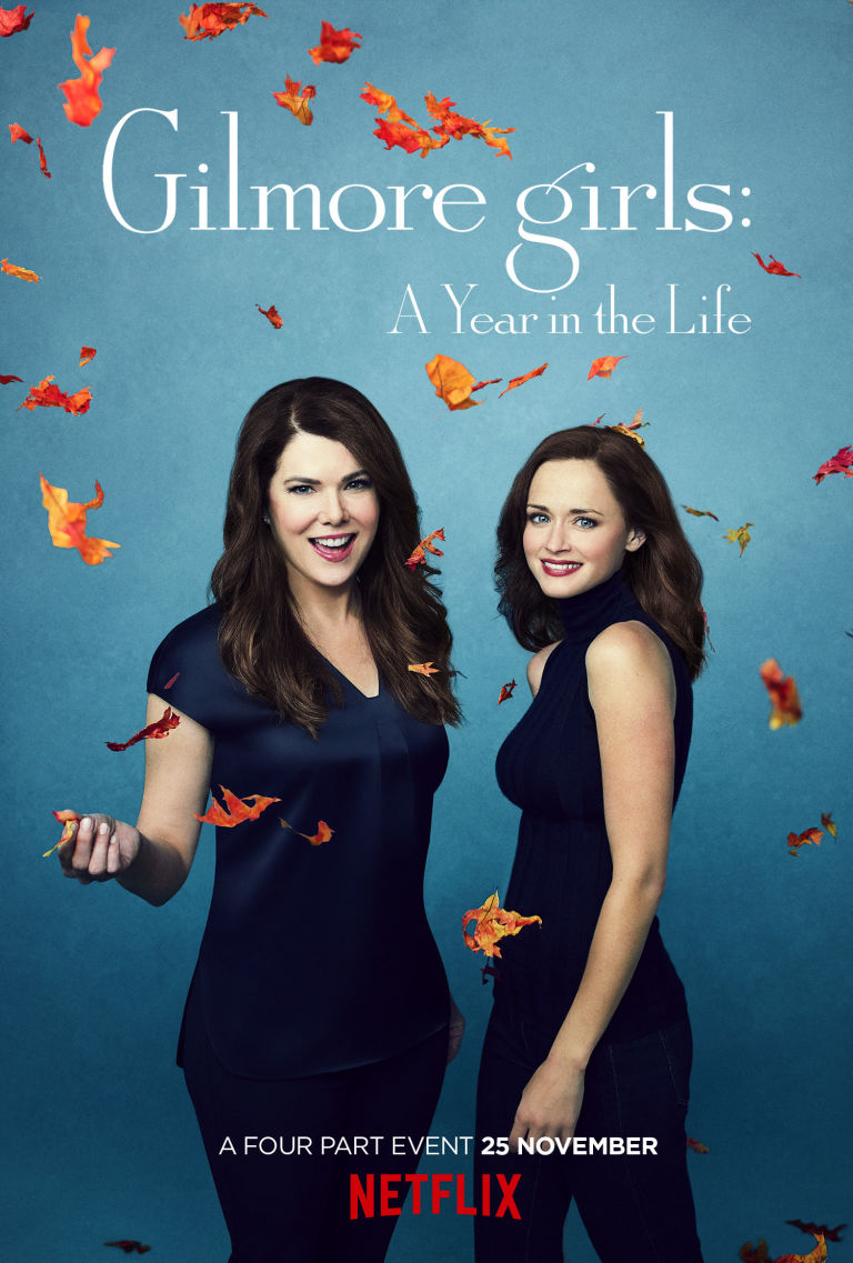 Gilmore Girls are Back!