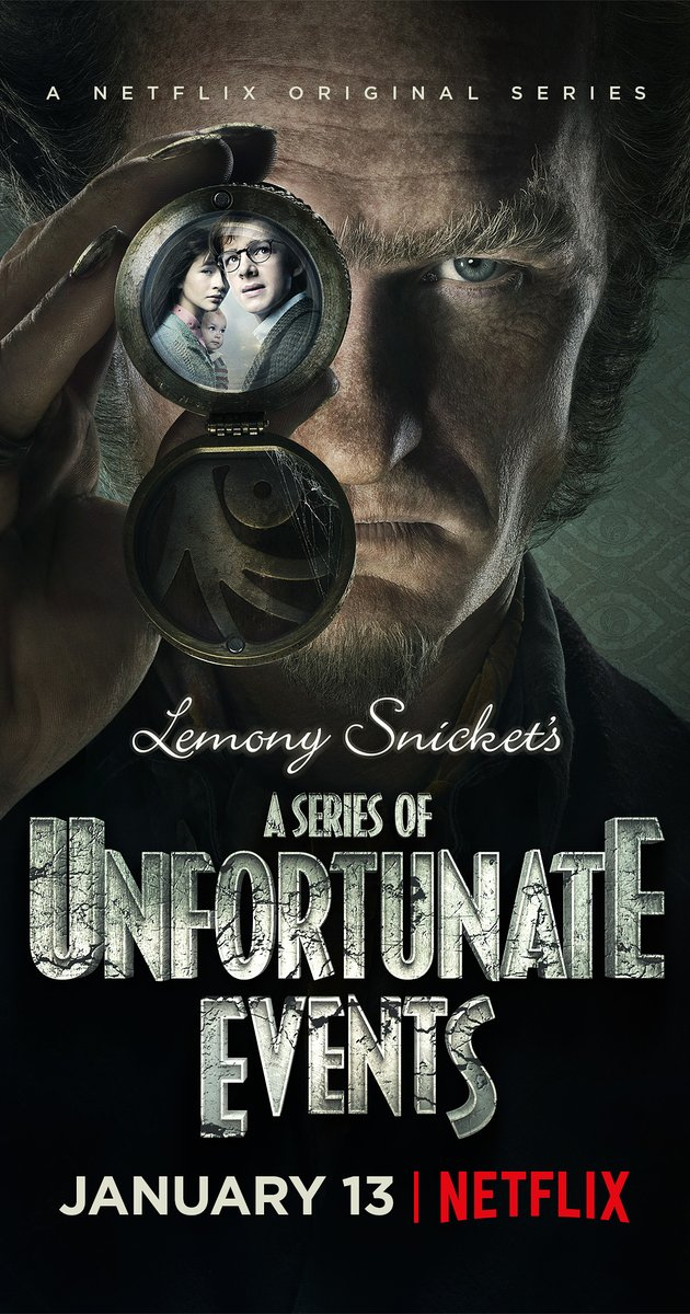 A Series of Unfortunate Events - Hello Count Olaf!