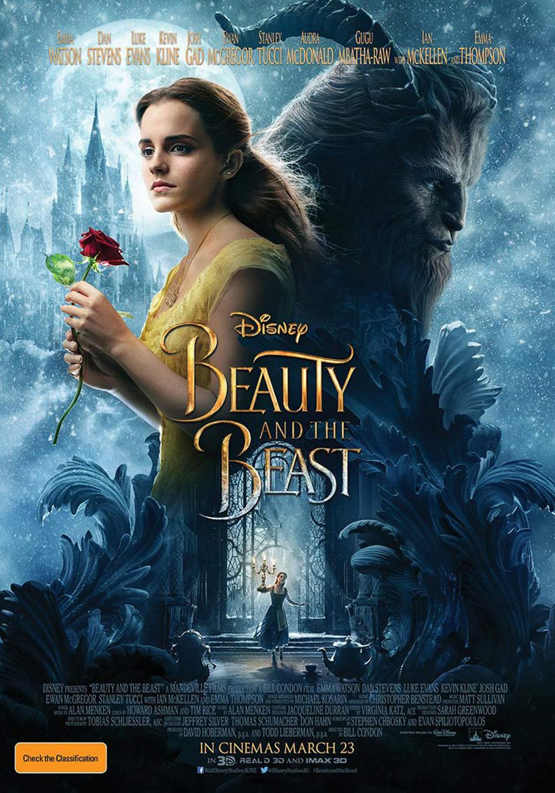 Trailer: Disney's Beauty and the Beast Live-Action First Trailer