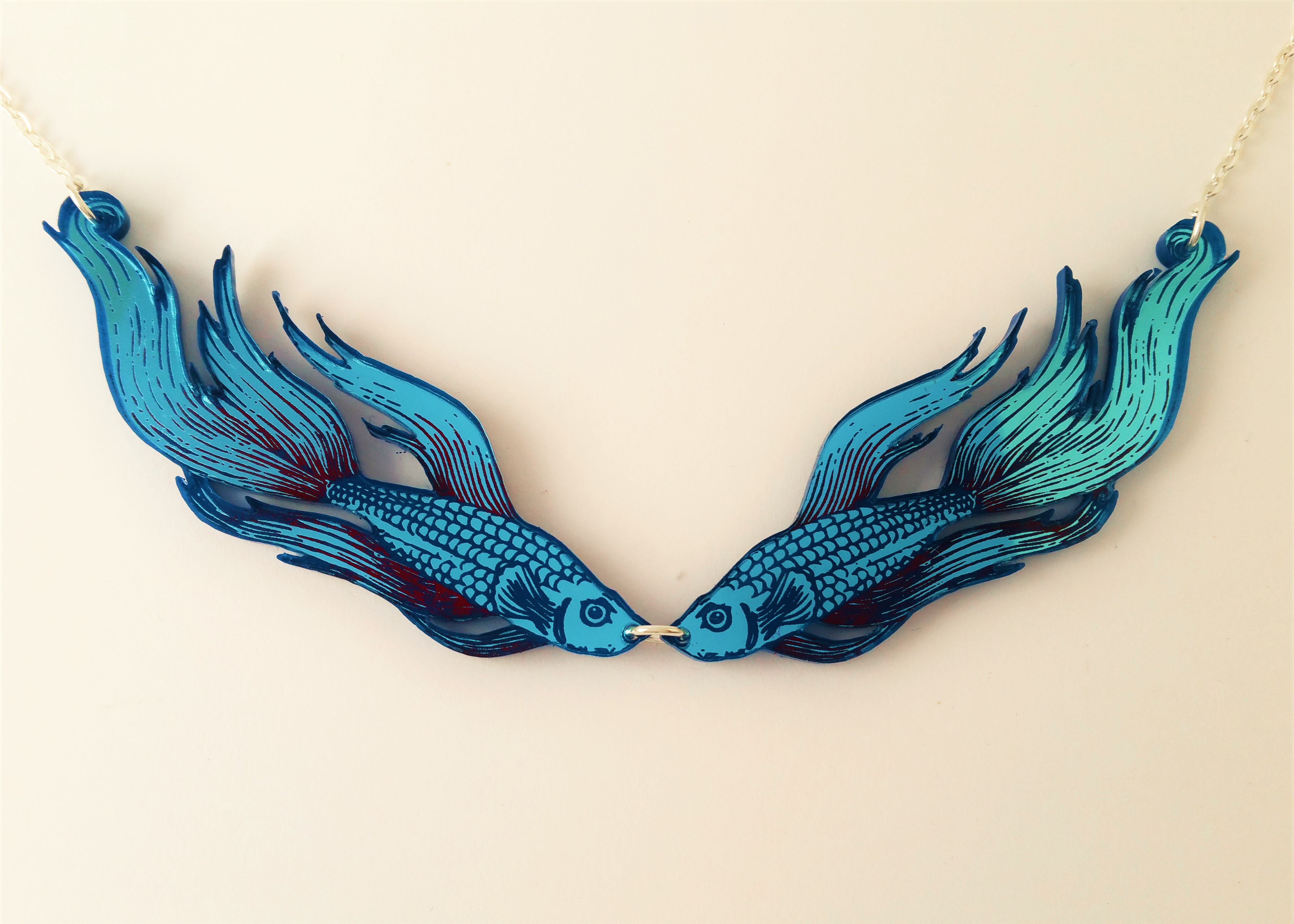 Siamese-fighting-fish-necklace