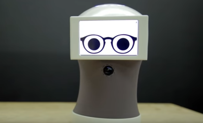 Meet Peeqo - a spunky AI that uses GIF to talk to you