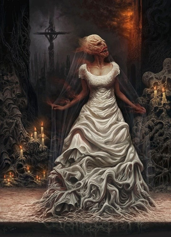 Nadalia, Bride of Ash - caxtonclose - http://bit.ly/2BYBQP5