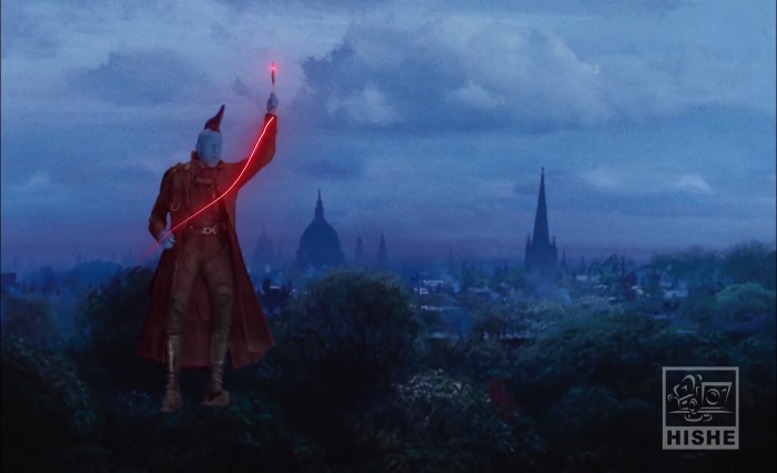 Video: Guardians of the Galaxy meets Mary Poppins