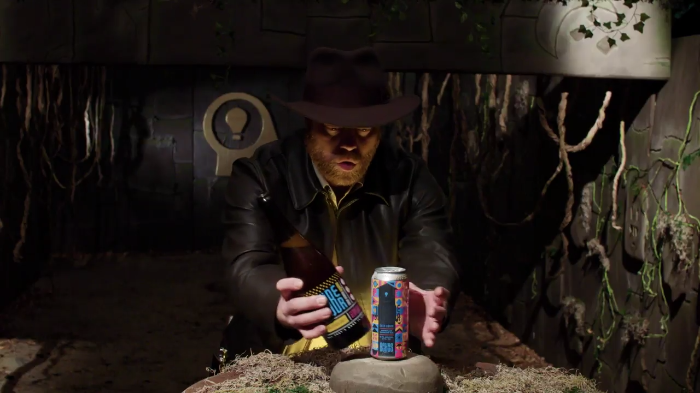 Video: This commercial did a parody of Indiana Jones