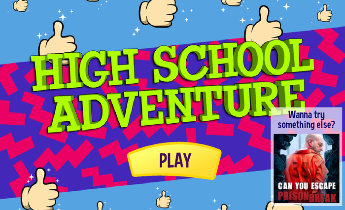 Game Review: High School Adventure
