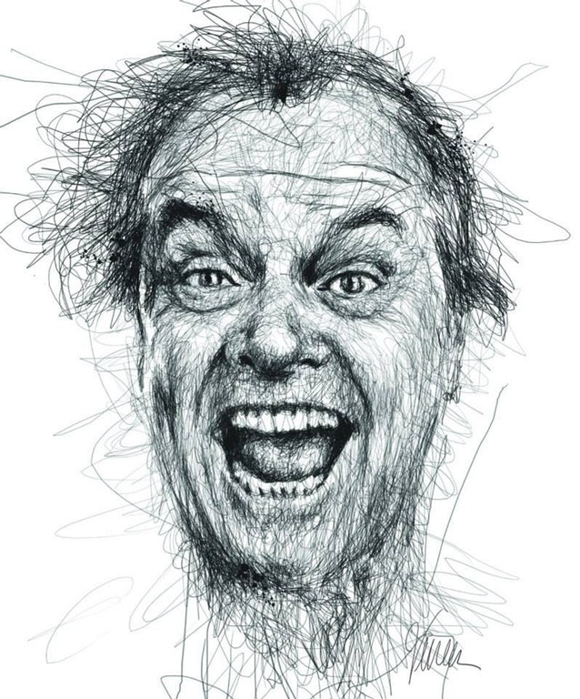 Jack Nicholson, Vince Low, Pen, 2012 - Reporter_at_large - bit.ly2I2wvbq