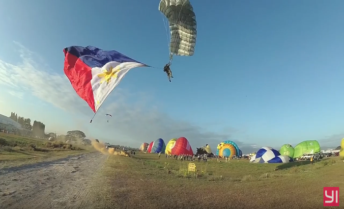 Video: These Hot Air Balloons steal the show