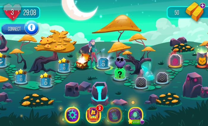 Game Review: Viola's Quest - Marble Shooter