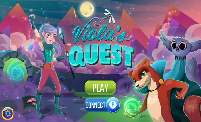 Game Review: Viola's Quest - Marble Blast