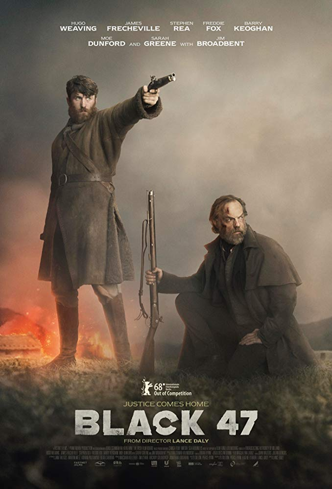 New Poster for Irish-Famine Drama - BunyipPouch - bit.ly2Kc1YbA