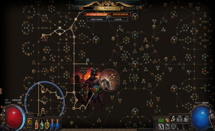 Game Review: Path of Exile: Betrayal