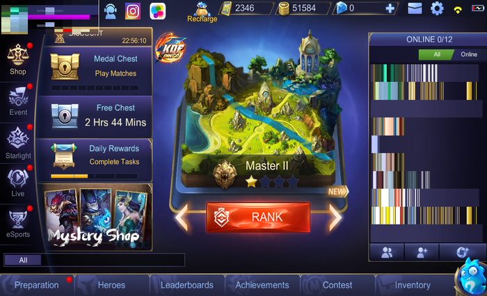 Game Review: Mobile Legends Bang Bang