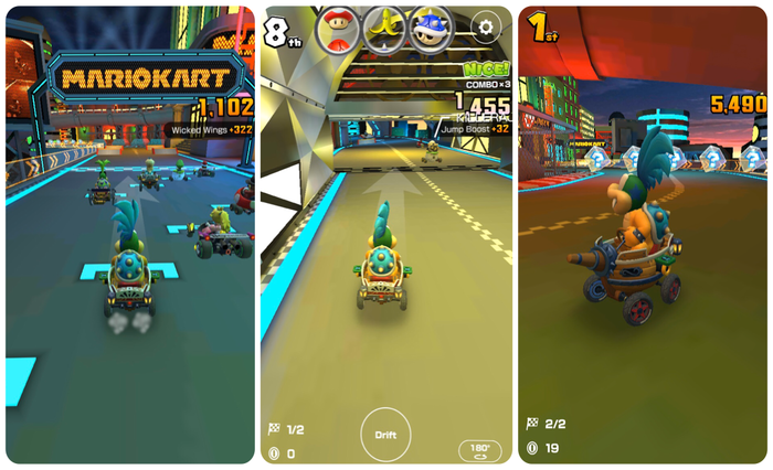 Game Review: Mario Kart Tour
