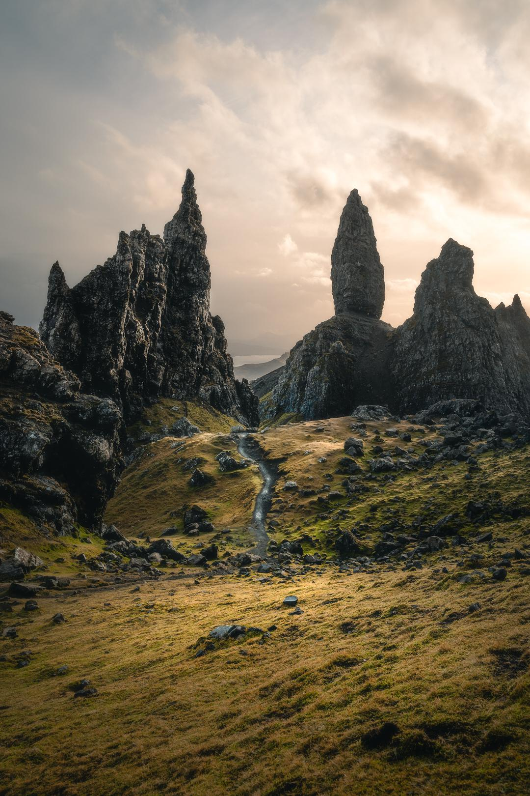 Visited the Isle of Skye and Oldman of Storr