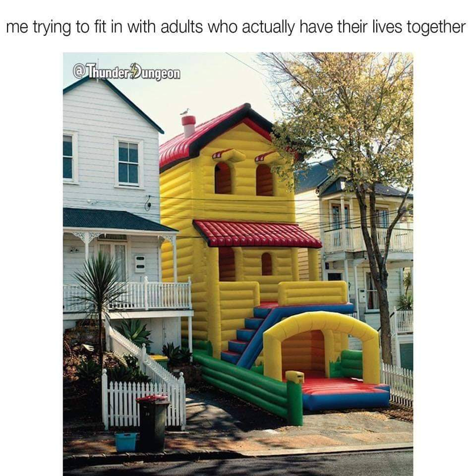 An actual photo of my house