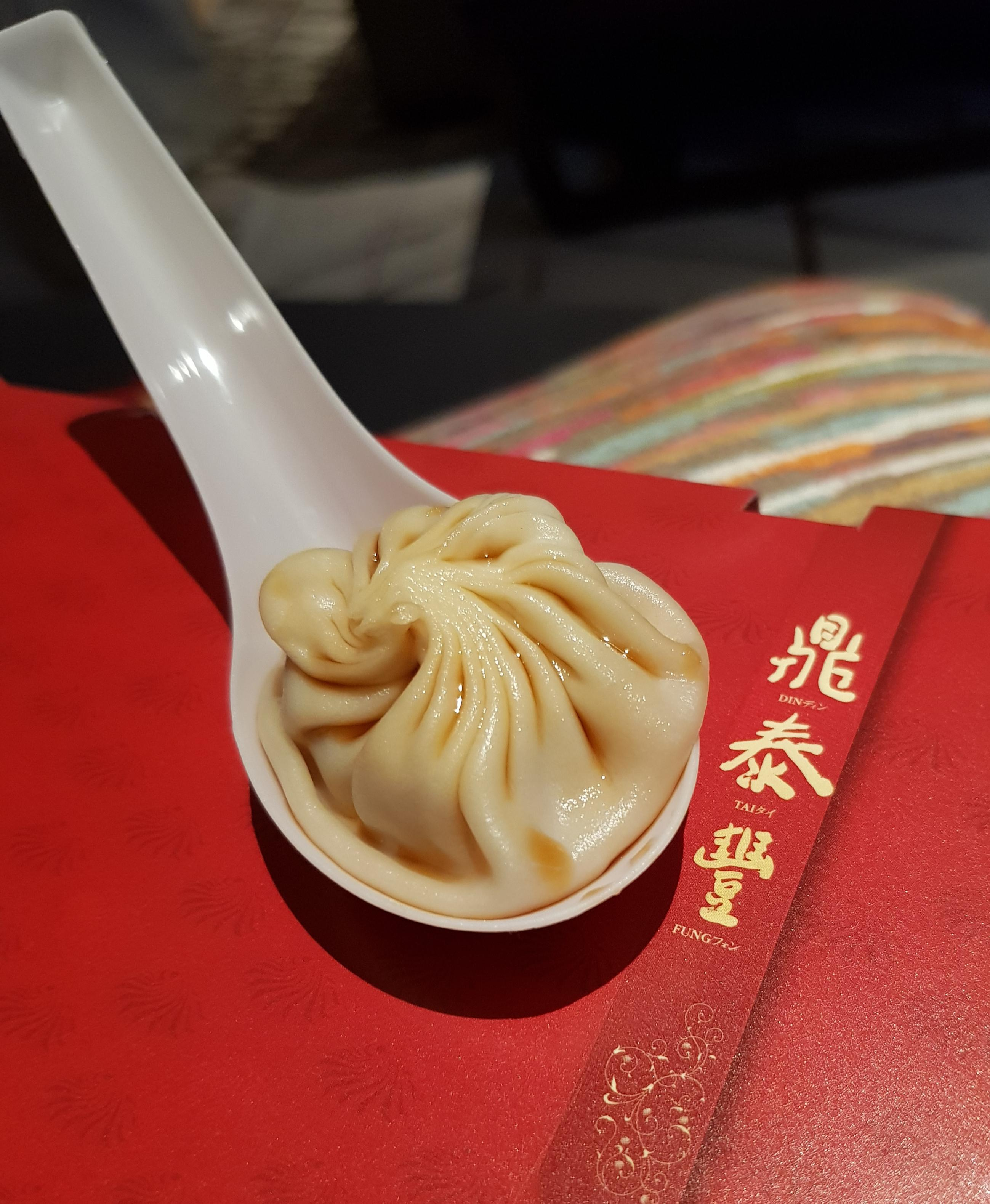 Take away Xiao long bao (soup dumplings)
