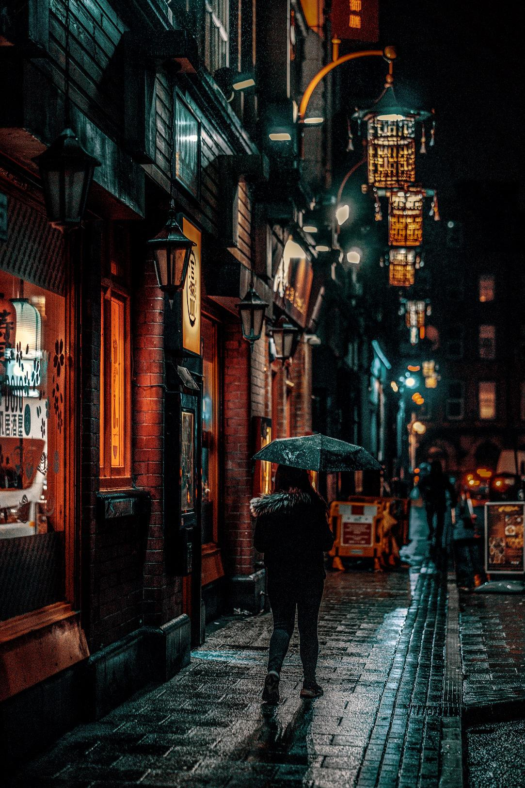 China Town, Newcastle Upon Tyne