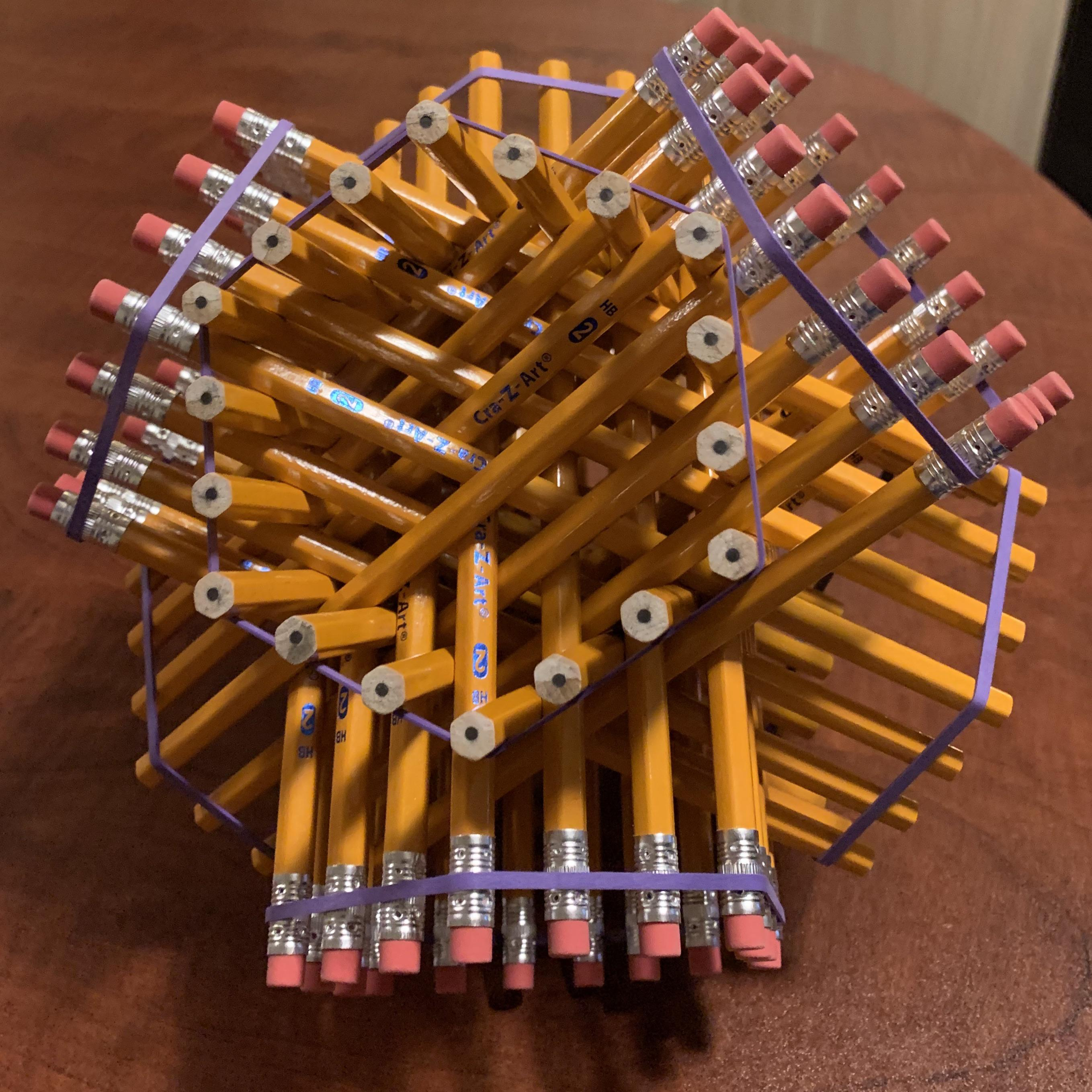 I made a Hexastix