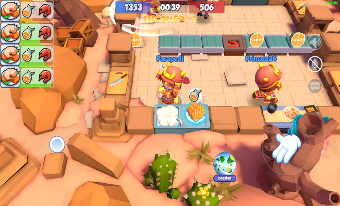 Game Review: Cooking Battle