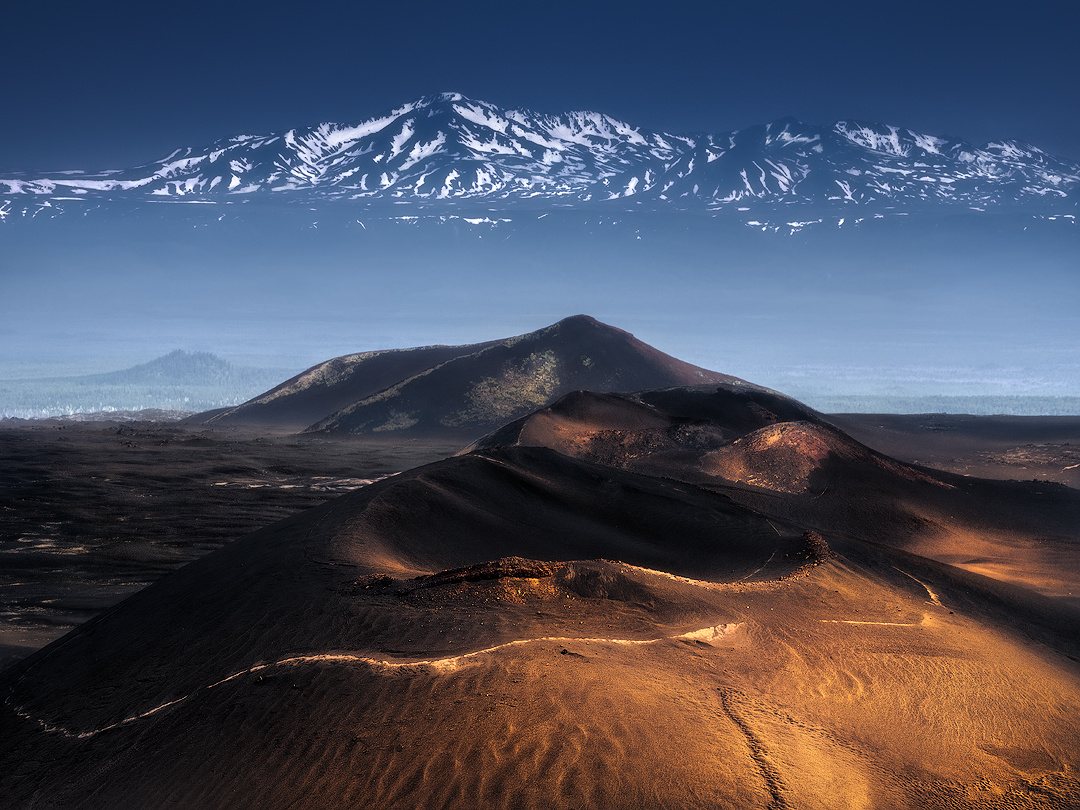 The Ghost Mountains, Kamchatka