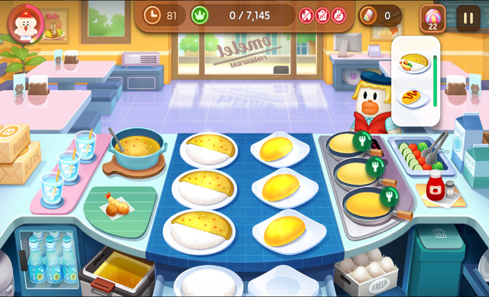 Game Review: Line Chef
