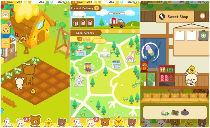 Game Review: Rilakkuma Farm