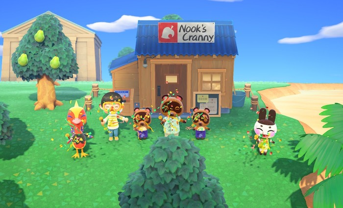 Game Review: Animal Crossing New Horizons