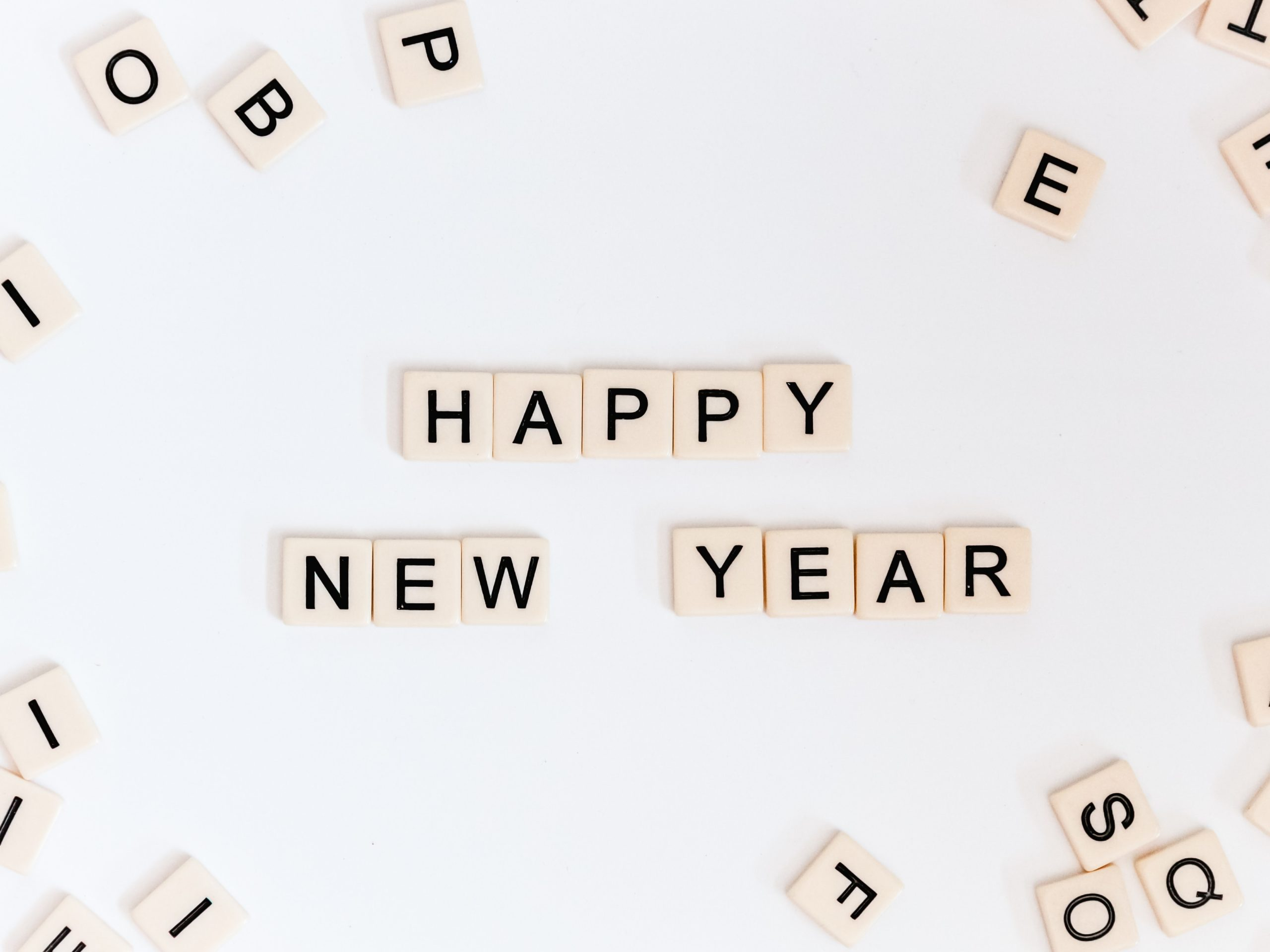A New Year for all of Us