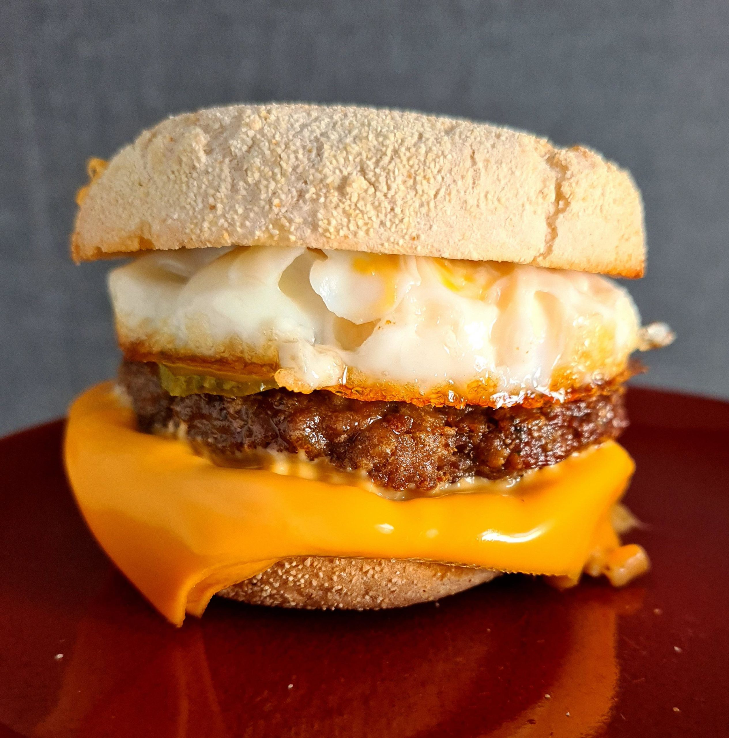 Homestyle mcmuffin